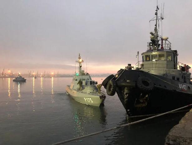 Ukrayna Rusiyanı ittiham etdi: Gəmilərimizin unitazlarını oğurlayıblar