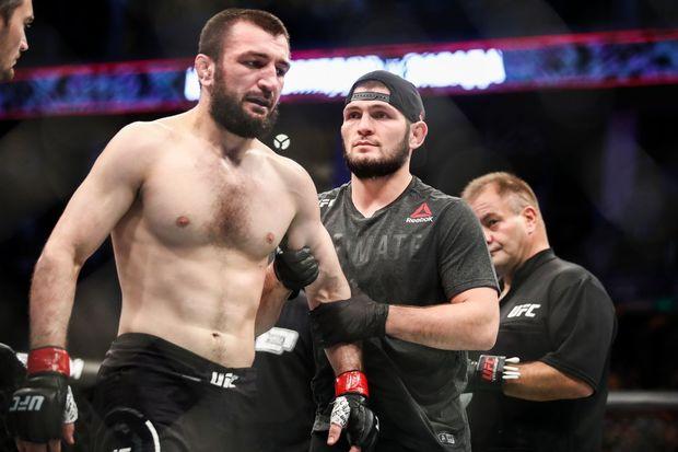 Nurməhəmmədov altı aylıq UFC-dən kənar qaldı