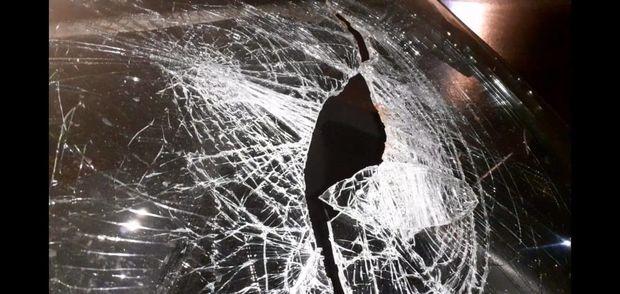 Şamaxıda ağır qəza: İsmayıllı sakinləri yaralandı - FOTO