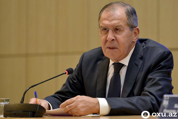 Lavrov bu gün Bakıya gəlir