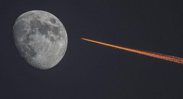 """NASA Aya çırpılan """"Vikram""""ın görüntüsünü yaydı - FOTO"""