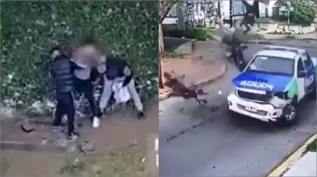 Soyğun və ölümlə nəticələnən polis əməliyyatı anbaan kameralarda - VİDEO