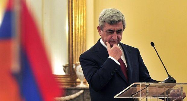 Petrosyan: Serj Sarkisyana qarşı cinayət işi yalnız siyasi maraqlara bağlıdır
