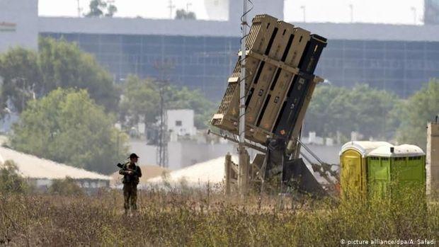 İsrail yeni raket sistemini sınaqdan keçirdi