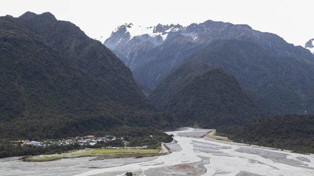 Yeni Zelandiyada 1000-ə yaxın turist dünyadan təcrid oldu