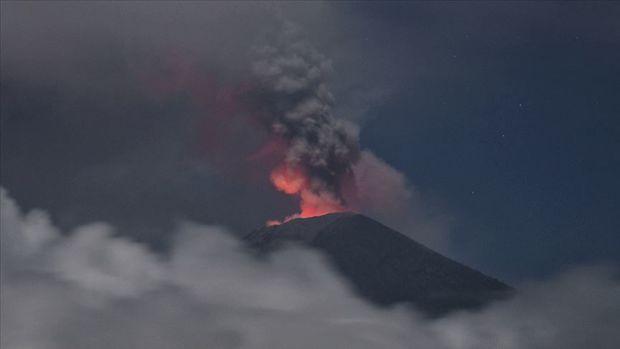 18 ildən sonra aktivləşən vulkan 20 nəfəri yaraladı