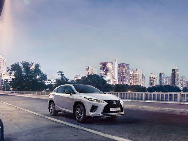 """Yenilənmiş """"Lexus RX"""" yeni standartlar yaradır - FOTO"""