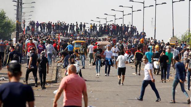 BMT: İraqda keçirilən aksiyalarda 424 insan həyatını itirib