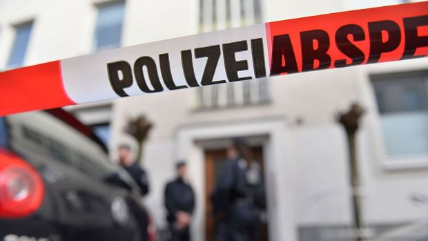 Almaniyada partlayış: Çox sayda yaralı var - FOTO