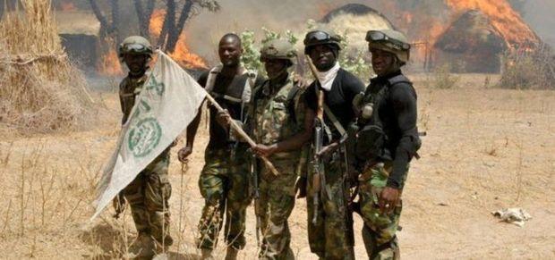 """""""Boko Haram"""" Nigeriyada bir şəhərə hücum edərək 15 nəfəri öldürüb"""