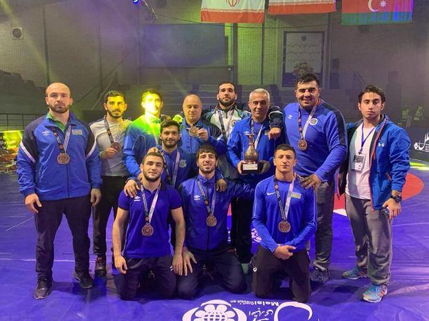 """Klublarası Dünya Kuboku: Eldəniz Əzizli ikinci dəfə çempion oldu, """"Atasport"""" bürünc medal qazandı - FOTO"""