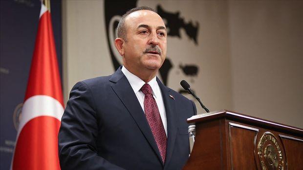 Çavuşoğlu: Türkiyə, Azərbaycan və Gürcüstan Pekinlə Londonu birləşdirdi