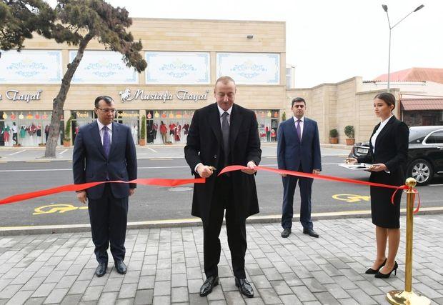 İlham Əliyev 2 saylı DOST mərkəzinin açılışında iştirak etdi - FOTO