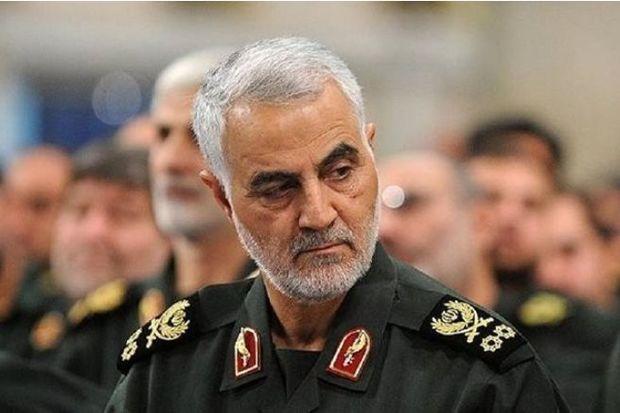 Bağdad partlayışında iranlı general Qasım Süleymani öldürülüb