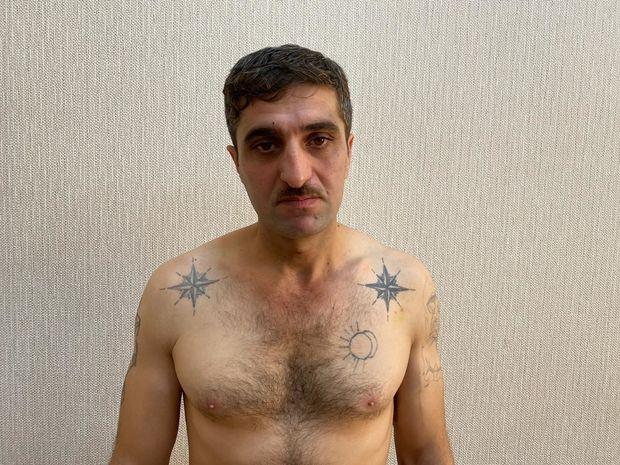"""""""Rıjiy Tofiq"""" Bakıda silahla tutuldu - FOTO"""