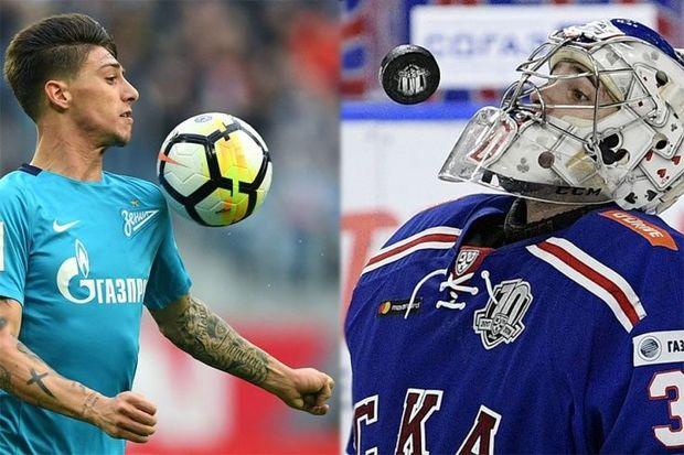 Futbol yoxsa xokkey? – NHL-da kanadalı başla qol vurdu – VİDEO
