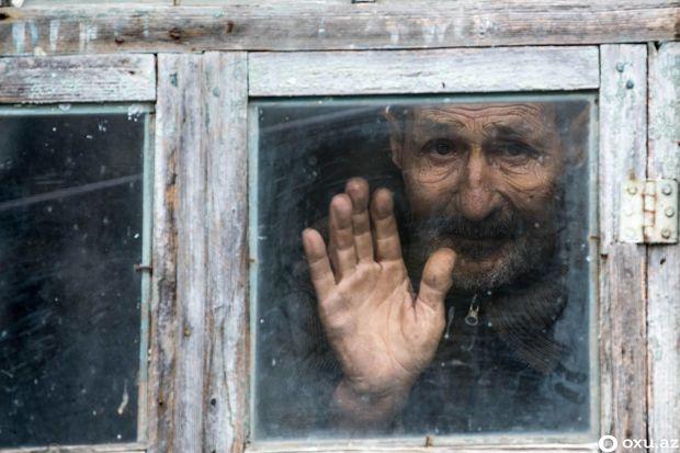 """Kürdili adasının son sakininin son müsahibəsi: """"Bütün əzizlərimi burada itirdim, burada öləcəyəm"""" - ÖZƏL"""