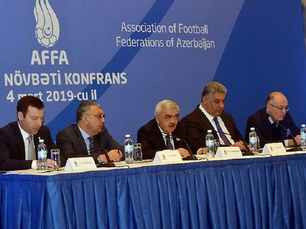 AFFA-nın Nizamnaməsinə əlavə və dəyişikliklər ediləcək