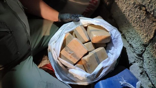 Zaqatalada narkobaron tutuldu - FOTO