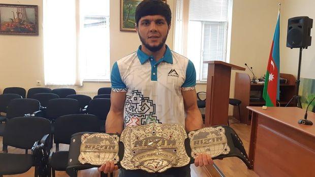 Tofiq Musayev: Artıq mənə UFC-dən təkliflər var - FOTO