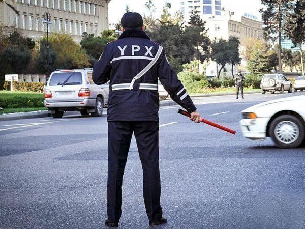 Yol Polisi sürücülərlə xəbərdarlıq etdi