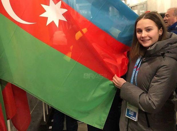 Azərbaycan üçün yeniyetmələrin Qış Olimpiadası başa çatdı - FOTO