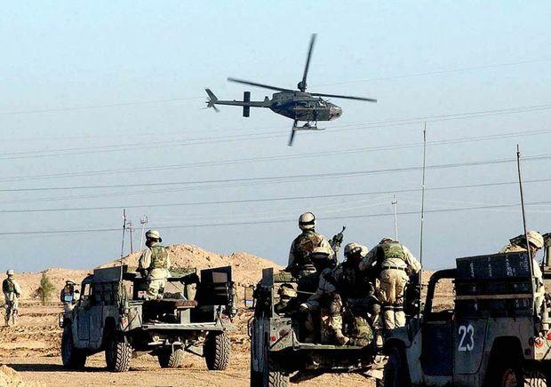 İraqda hansı ölkənin nə qədər hərbi gücü var?