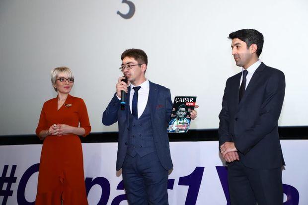 Azərbaycanda yeni idman jurnalı təqdim olundu - FOTO
