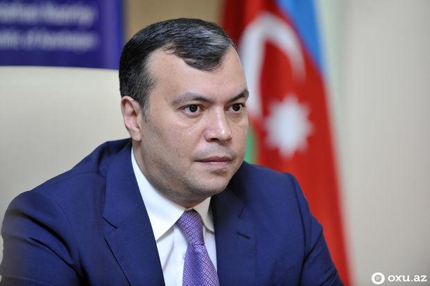 """Sahil Babayev: """"Azərbaycan dünyada etibarlı tərəfdaş kimi qəbul olunur"""""""