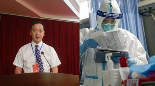 Çində xəstəxana rəhbəri koronavirusdan öldü - FOTO