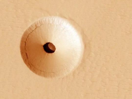 Marsda çəkilən şəkil alimləri ümidləndirdi: burada həyat ola bilər